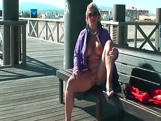 Public Sex With Mom
